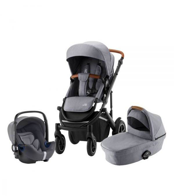 Set-kočík-Smile-III-hluboká-korba-autosedačka-Frost-Grey-Brown-toddler