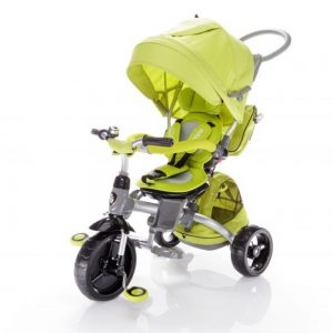 Trojkolka-Citigo-Kiwi-Green-TODDLER