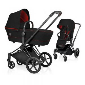 Kočík-CYBEX-Set-Priam-Seat-Lux-Ferrari-Fashion-2018 TODDLER